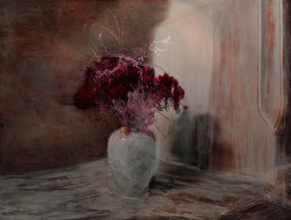 Vase Of Flowers Sjoerd Martens