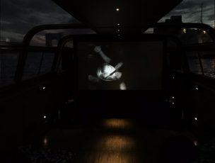 Floating Cinema NDSM / Museumnacht Amsterdam - Sjoerd Martens