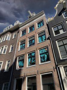 Sjoerd Martens, Amsterdam exhibition, Spuistraat, 2021